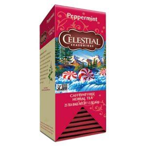 Celestial Seasonings Peppermint Tea Bags 25ct