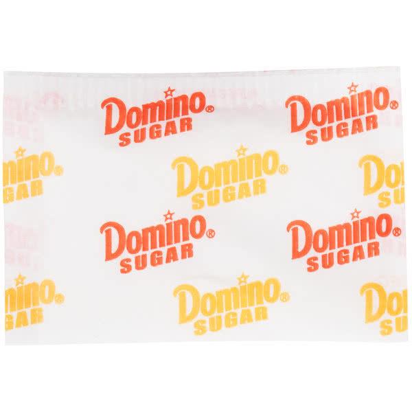 Domino Sugar Packet