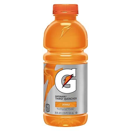 Gatorade Orange 20oz