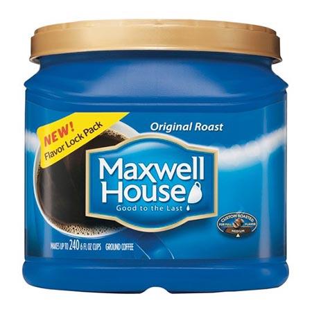 Maxwell house coffee 36oz