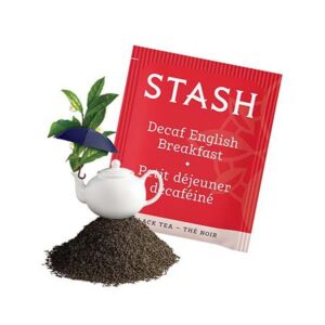 Stash Decaf English Breakfast tea bags 30ct