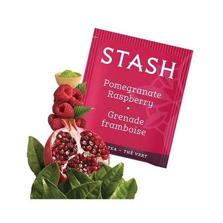 Stash Pomegranate Raspberry Tea Bags 30ct