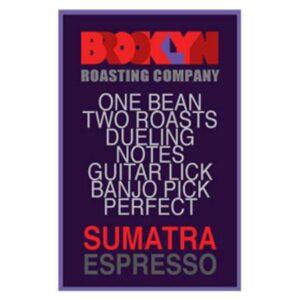 Sumatra Espresso
