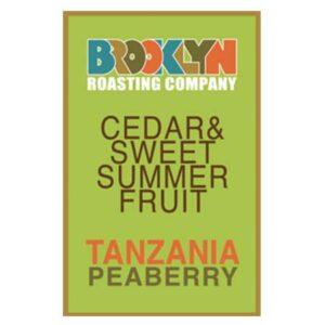 Tanzania Peaberry