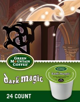 Green Mountain Dark Magic