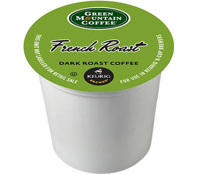 Green Mountain French Roast K cup