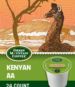 Green Mountain Kenya AA
