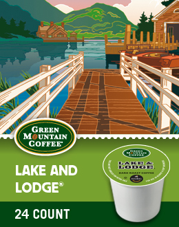 Green Mountain Lake and Lodge