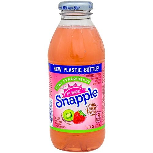Snapple kiwi-strawberry