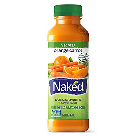 Naked Juice Orange Carrot