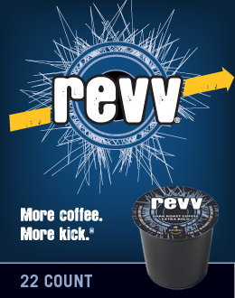 Revv K cup