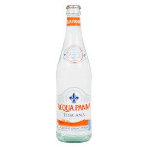 Acqua Panna Glass 16.9oz Bottle