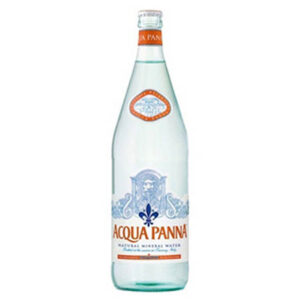 Acqua Panna Glass 1L. Bottle