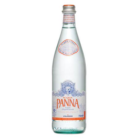 Acqua Panna Glass 25oz Bottle