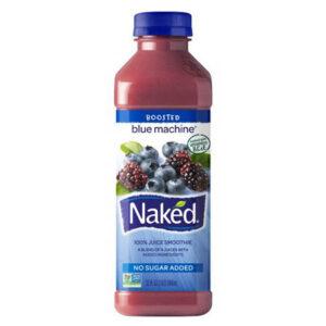 Naked Juice Blue Machine