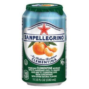 San Pellegrino Clementina 11oz Can