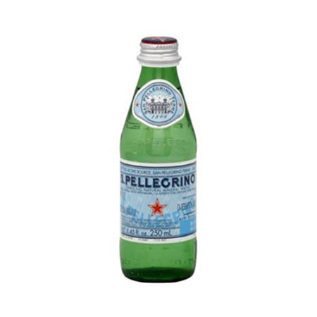 San Pellegrino Glass 8oz.