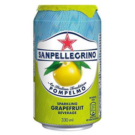San Pellegrino Grapefruit 11oz Can