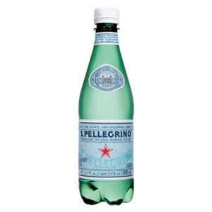 San Pellegrino Plastic Bottle 16.9oz